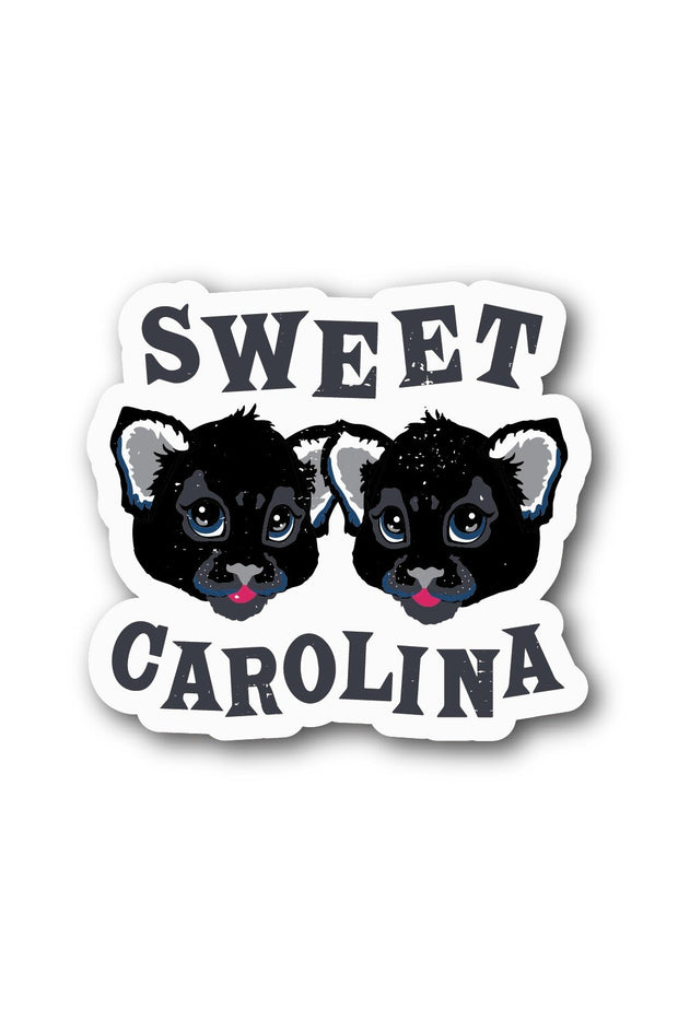 Stickers - Sweet Carolina Sticker