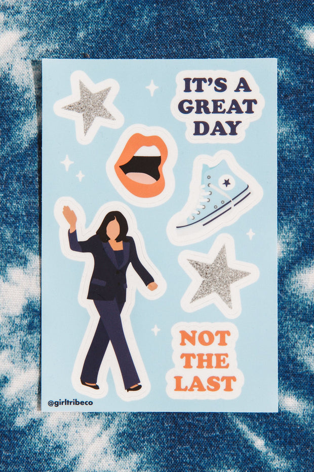 Stickers - Women In Power Sticker Pack