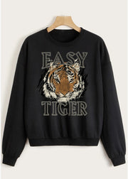 Sweatshirt - Easy Tiger Lightweight Sweatshirt