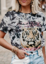 T-Shirt - Easy Tiger Acid Dye Tee