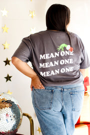 T-Shirt - Mean One Grinch Pocket T-Shirt