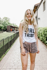 Tank - Girl Tribe™ Black And White Tank