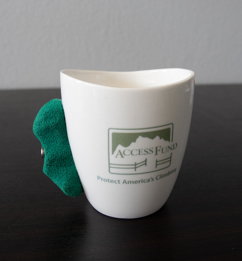 SOLD OUT - Access Fund Crimp Mug