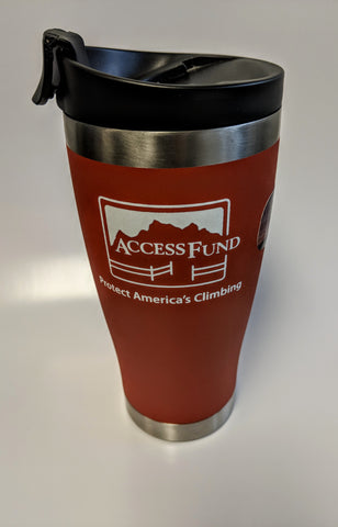 Access Fund Travel Mug