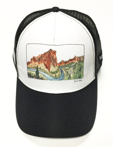SOLD OUT - Smith Rock Trucker