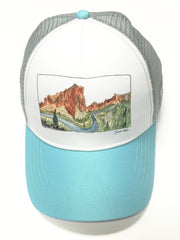 Smith Rock Trucker