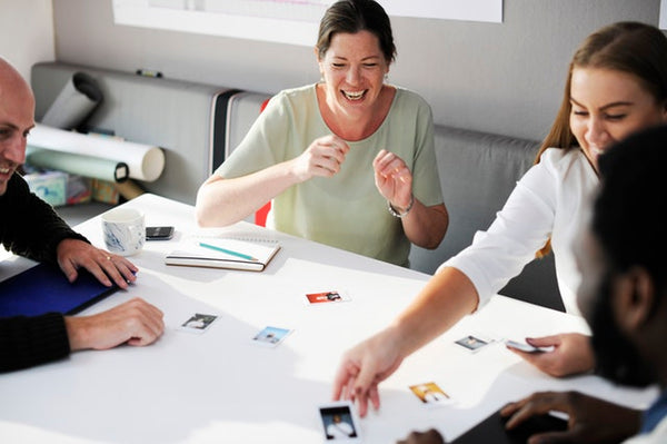 5 great team building games for the office