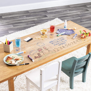 Think Board Home Dry Erase Board (Bundle) Think Board