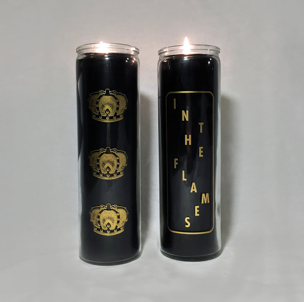DJDS - IN THE FLAMES CANDLE