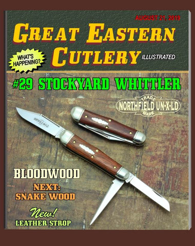 Great Eastern Cutlery 291319 Bloodwood Whittler.