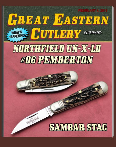 Great Eastern #060119 Northfield Pemberton Sambar Stag.