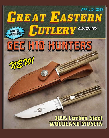 Great Eastern H10118  Woodland Muslin Hunter