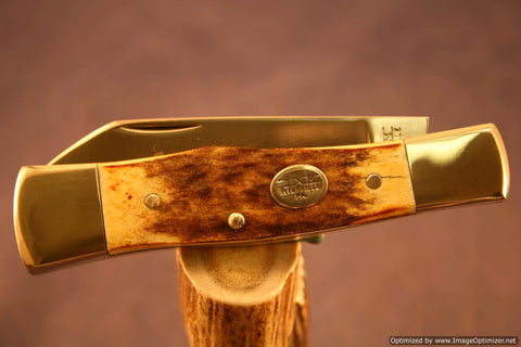 Schatt & Morgan #04 Jumbo Gunstock. 1 of 25 Issued. #958