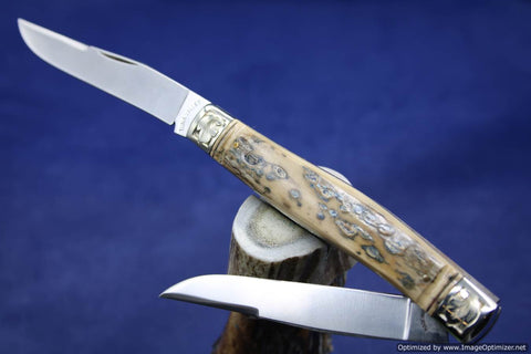 Tuna Valley Mammoth Ivory Yankee Muskrat.  #400