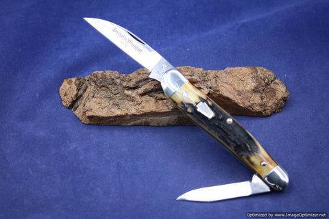 Schatt & Morgan Cutlery #54 Half Whittler, 1 of 30 Issued. #1269