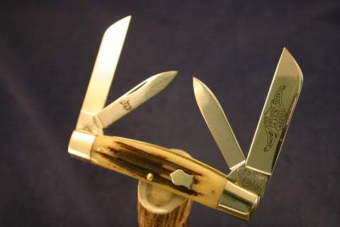 Queen Classic #32 Big Congress with Winterbottom Bone Handles #21
