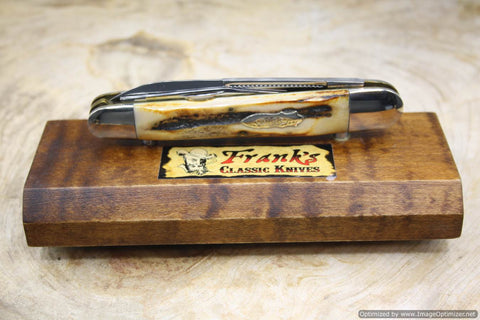 Case Classic  53091 Genuine Stag Whittler , 750 Issued.
