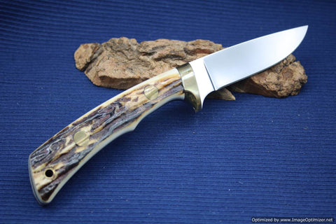 Jimmy Lile's Favorite Fixed Blade--The Regular No. 7
