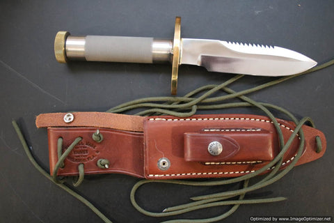 "Randall Made Knives Model 18-5 1/2"" Attack-Survival Knife."