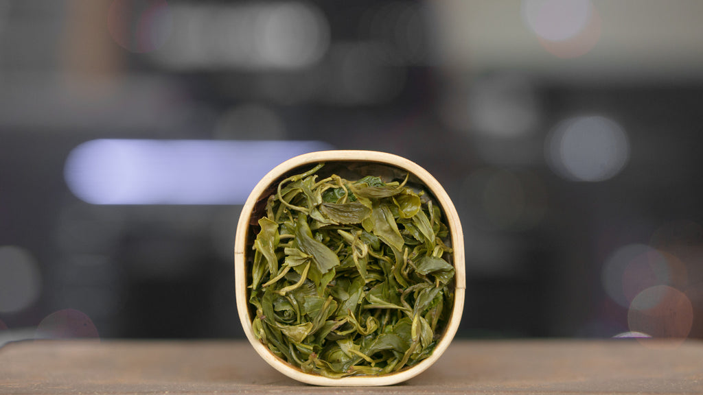 2016 Winter Green Teas