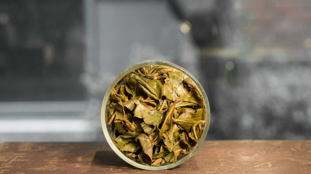 2015 Spring Oolong Teas