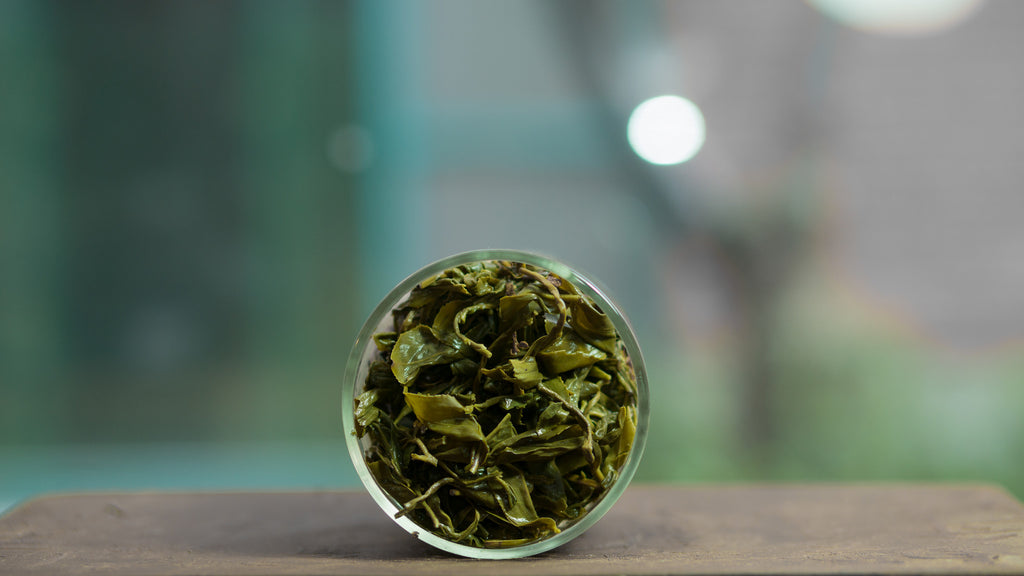 2015 Winter Green Teas