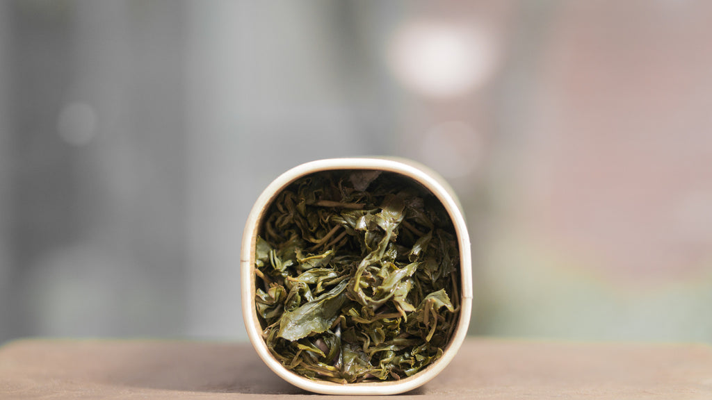 2016 Spring Oolong Teas