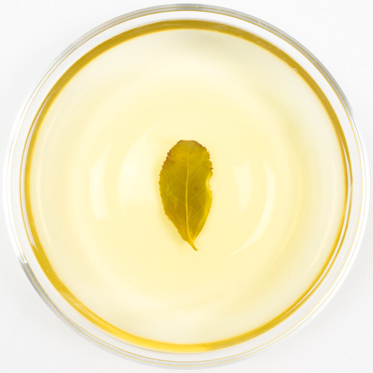 Lala Shan High Mountain Jade Oolong Tea - Spring 2015
