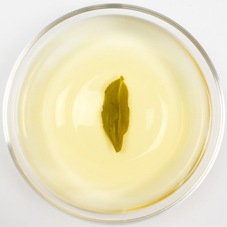 Taiwanese Long Jing Green Tea - Spring 2015