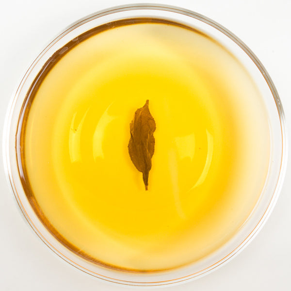 Taiwanese-Grown Organic Wu Yi Varietal Oolong Tea - Spring 2015