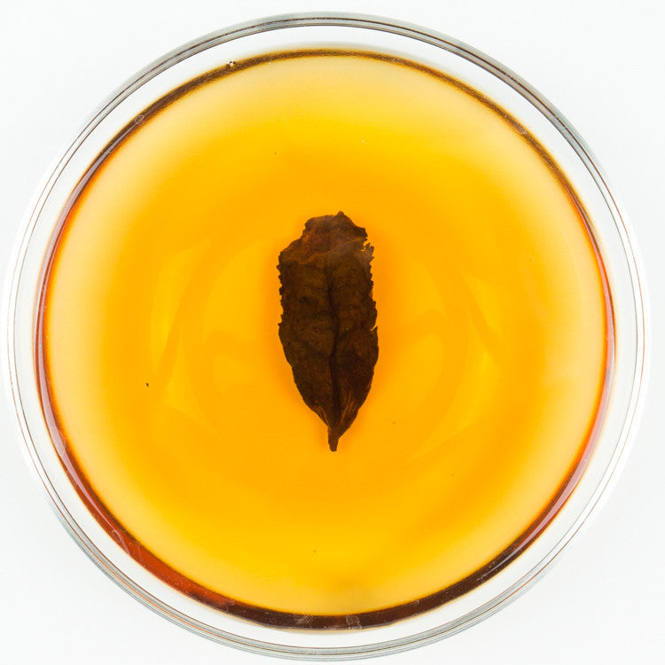 Bronze Tie Guan Yin Roasted Oolong Tea - Spring 2015