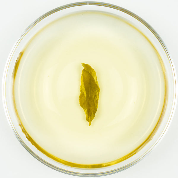 Lishan Early Spring High Mountain Jade Oolong  Tea - Spring 2015