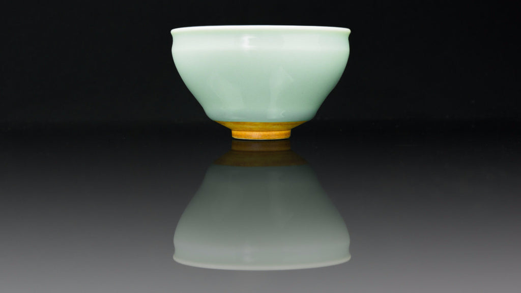 .Anta Pottery. Celadon Tea Bowl - Medium