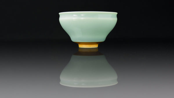 .Anta Pottery. Celadon Tea Bowl - Small