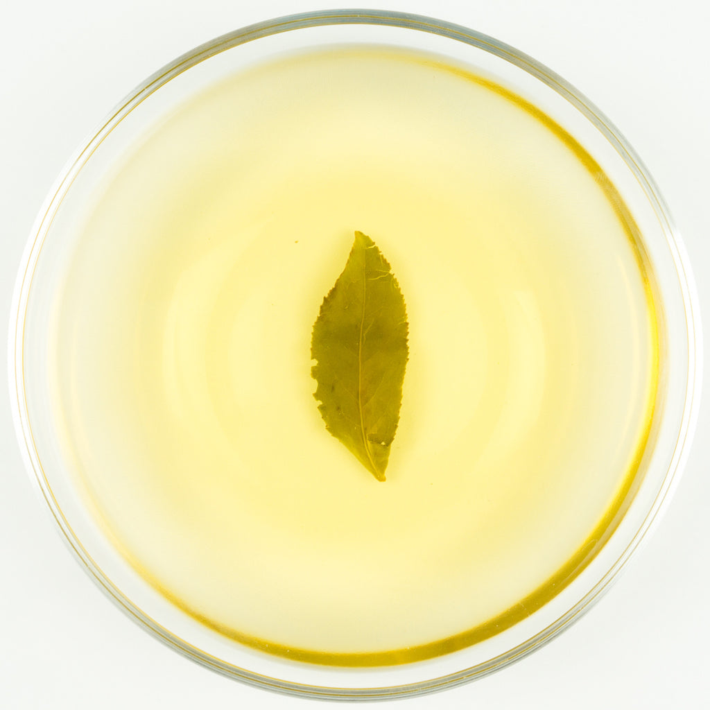 Imperial Grade Lalashan High Mountain Jade Oolong Tea - Spring 2015