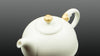 .Anta Pottery. Sheep White Fat Wishful Tea Set