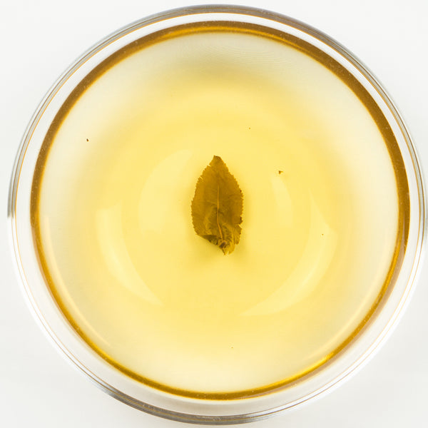 Bug Bitten Honey Aroma Certified Organic Oolong Tea - Winter 2016
