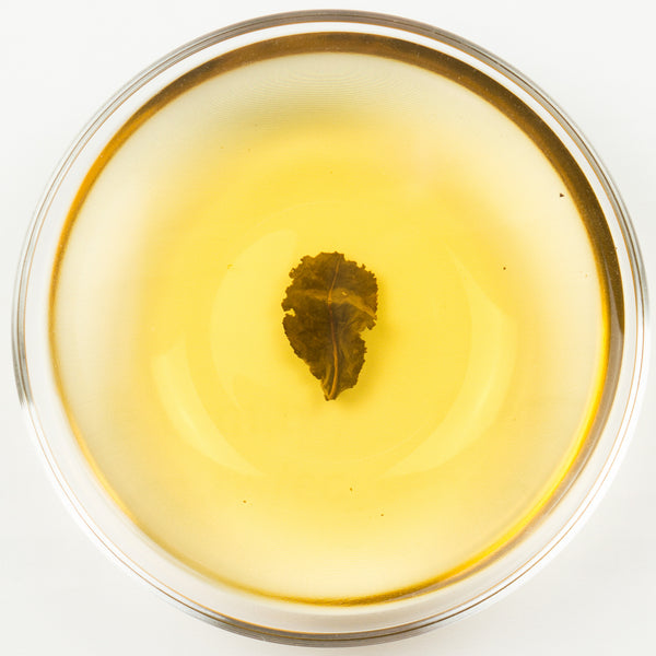 Cape Jasmine Certified Organic Taiwan Oolong Tea - Winter 2016