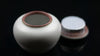 Taiwan Sourcing Ru Yao Glaze Storage Container for Tea - Pearl White