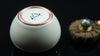 Taiwan Sourcing Ru Yao Glaze Storage Container for Tea - Baby Cyan with Fancy Cloth Lid