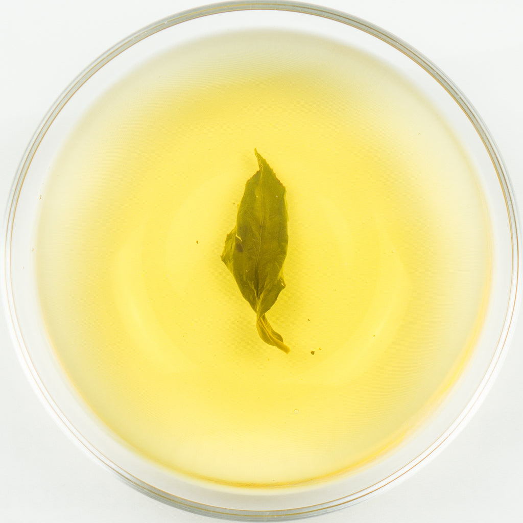 Fushoushan Premium Jade Oolong Tea - Winter 2015