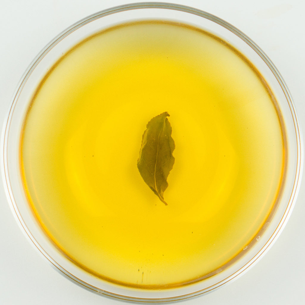 Wushe Gaofeng High Mountain Jade Oolong Tea - Winter 2015