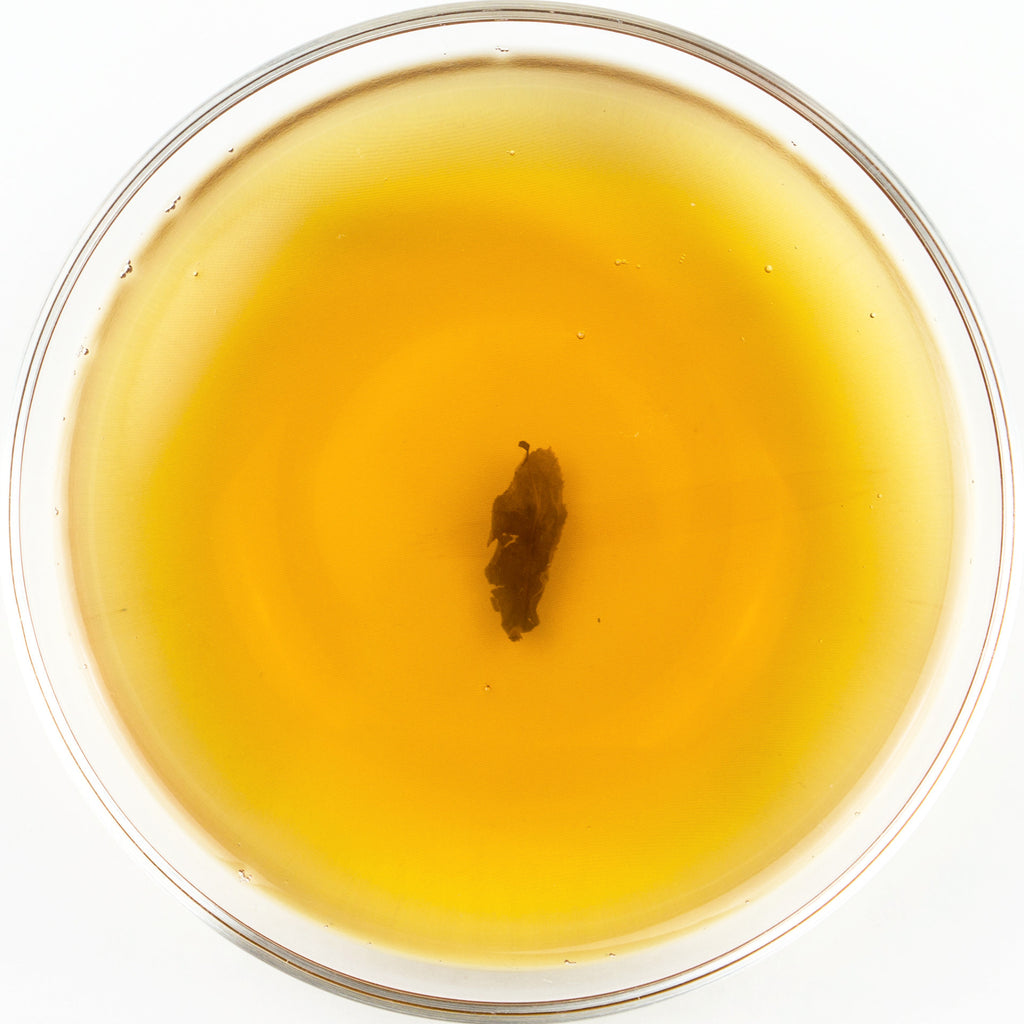 "Sanzhanping ""Nectar Rhythm"" Limited Organic Oolong Tea - Winter 2015"