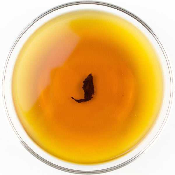 Heavy Roasted Certified Organic Dark Oolong Tea - Winter 2016
