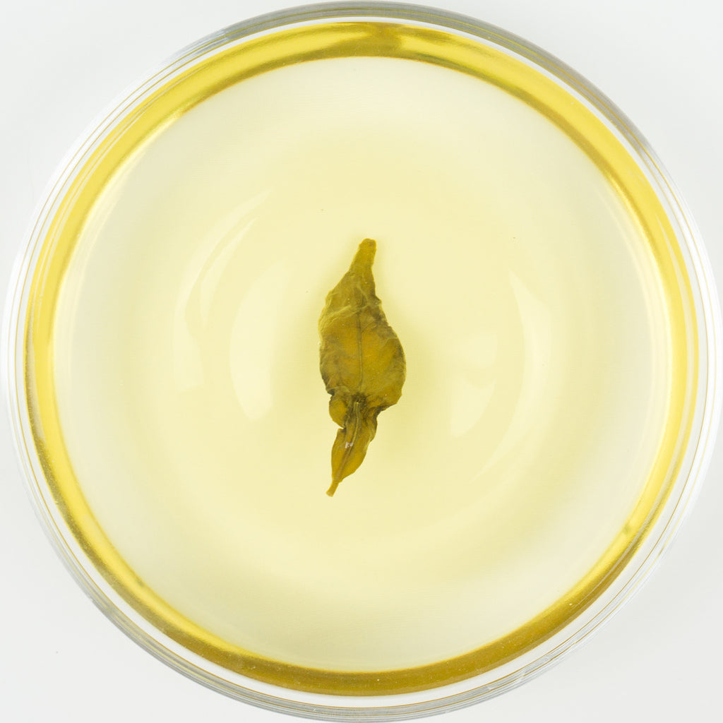 "Longfengxia ""Emerald Gem"" Jade Oolong Tea - Spring 2016"