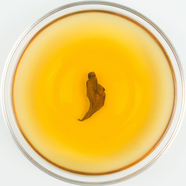 Muzha Tie Guan Yin King Organic Roasted Oolong Tea - Spring 2016