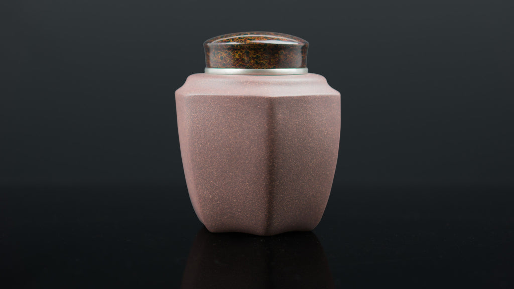 Zi Sha Tea Storage Unit from Yi Xing