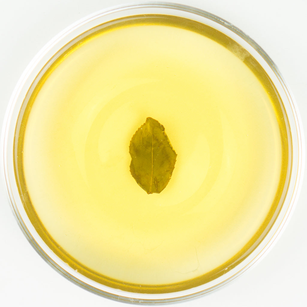 "Tianchi ""Clarity"" Jade Oolong Tea - Winter 2016"