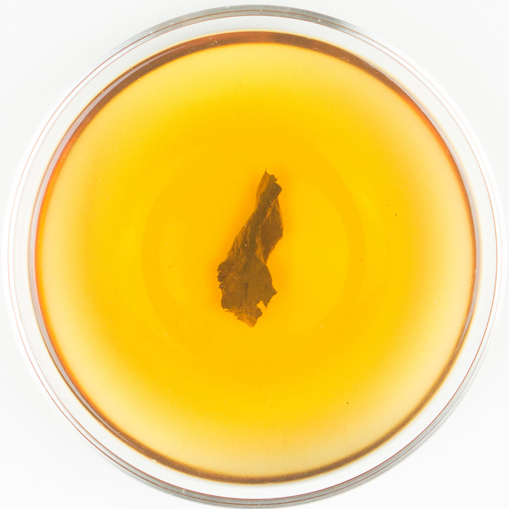 Yangzaiwan Transitional Organic Light Roast Oolong Tea - Winter 2016