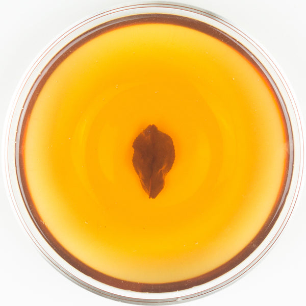 Certified Organic Osmanthus GABA Oolong Tea